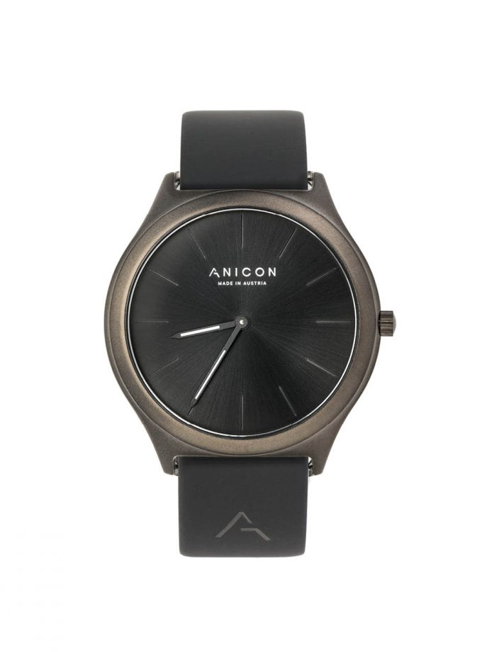 ANICON Idol All Black black strap