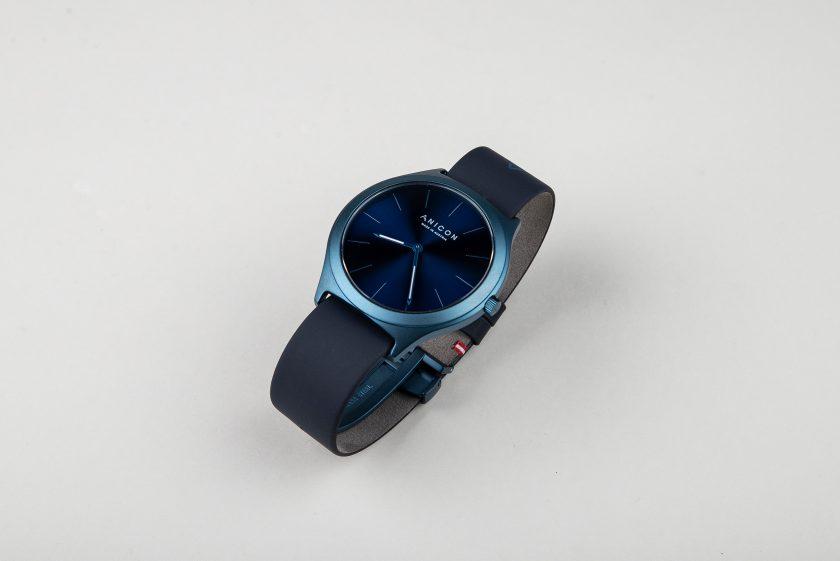 ANICON Idol Reversible blue new