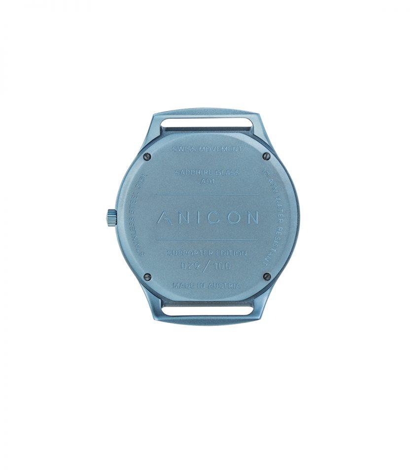 ANICON Idol All Blue case back